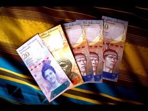 Nuevo Bolívar de Venezuela: Aquí hay fuerza!
